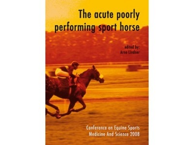 Book: Lindner, Arno: The acute poorly performing sport horse