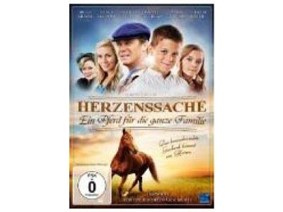 DVD: Herzenssache - Ein Pferd für die ganze Familie